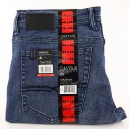Buffalo David Bitton Men's Jackson-X Denim Straight Jeans, 3