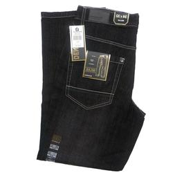 SOUTHPOLE MEN'S JEAN RELAXED FIT STYLE NO 9001-4180 BLACK SA