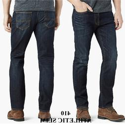 "Lucky Brand,Men's Jeans.""410 ATHLETIC SLIM "" Mid Rise-Relaxe"