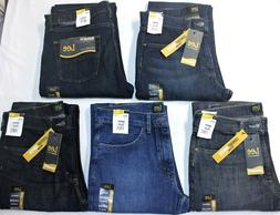 Men's Lee Jeans Premium Select Regular Fit Straight Leg Comf