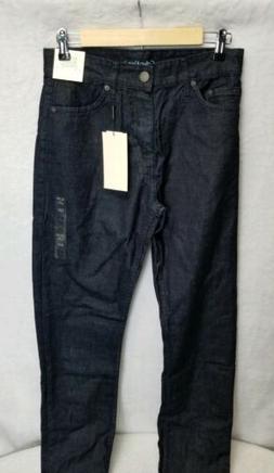 Calvin Klein Men's Jeans Relaxed Fit Denim Tinted Rinse Dark