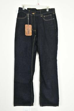 CARHARTT Men's Jeans Relaxed Fit Straight Leg Dark Wash 29x3