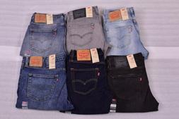 Men's Levi's 511 Slim Fit Advanced Stretch Jeans - Choose Co