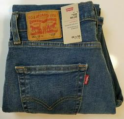 Men's Levi's 511 Slim Stretch Blue JEANS 31x30 Pants  The Ba