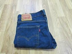 Men's Levi's® 513™ Slim Straight Stretch Jeans Bastion Si