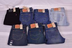 Men's Levi's 527 Slim Fit Bootcut Stretch Denim Jeans - Choo