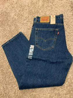Men's Levi's 550 Relaxed Fit Jeans Many Sizes MSRP $59.50 Ne