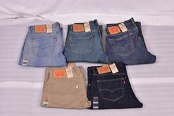 Men's Levi's 559 Relaxed Fit Straight Leg Denim Jeans - Choo
