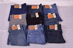 Men's Levi's 559 Relaxed Fit Straight Leg Stretch Jeans - Ch