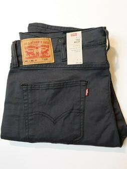 Men's Levis 511 Slim Fit Jeans 38 x 33 Pants  Color Dark Gre