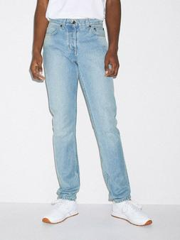 American Apparel Men's Light Wash Classic Jeans Sizes 29, 31