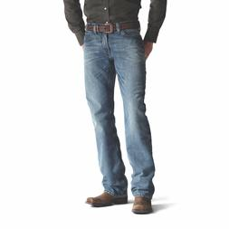 Ariat® Men's M4 Low Rise Relaxed Fit Scoundrel Boot Cut Jea