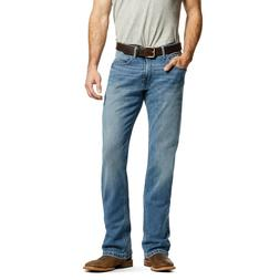 Ariat® Men's M4 Sawyer Stretch Relaxed Fit Straight Leg Jea