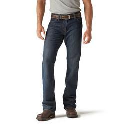 Ariat Men's M4 Shale Flame-Resistant FR Denim Jeans 10012555