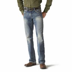 Ariat® Men's M5 Low Rise Gambler Slim Fit Straight Leg Jean