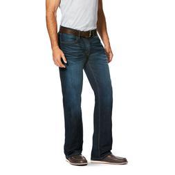 Ariat® Men's M5 Low Rise Slim Durham Straight Stretch Jeans
