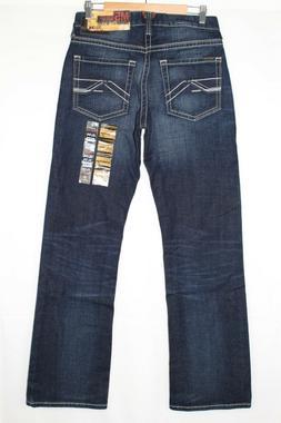 Ariat Men's M5 Slim Stretch Dutton Boot Cut Jean Stretch 100