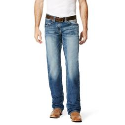 Ariat® Men's M5 Stillwell Fargo Slim Straight Leg Jeans 100