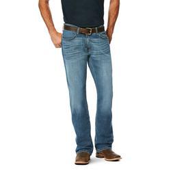Ariat® Men's M7 Rocker Stretch Extra Slim Fit Boot Cut Jean