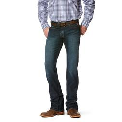 Ariat® Men's M7 Rocker Stretch Extra Slim Straight Leg Jean