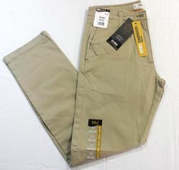 "Men's ""Lee"" Modern Series Slim Fit Tapered Leg Beige/Khaki J"