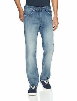 LEE Men's Modern Series Straight-Fit Jean, Anchor, - Choose