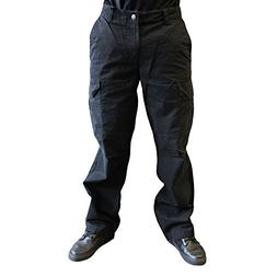 Dickies Men's 'New York' Trousers W32 / L34 Black