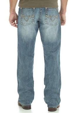 men s nwt medium wash mid relaxed