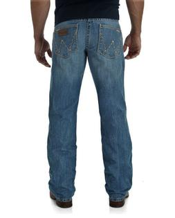 Men's NWT WRANGLER RETRO Limited Premium Relaxed Boot Cut De