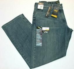 "Men's ""Lee"" Premium Flex Denim Regular Fit ""FLYNN"" Faded Blu"