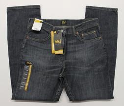 Men's Lee Premium Select Regular Fit Stretch Blue Jeans  Ana
