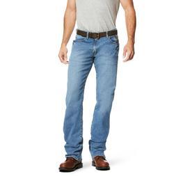 Ariat® Men's Rebar M4 Durastretch Basic Boot Cut Jeans 1002