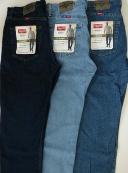 Men's Wrangler Regular Fit Five Star Premium Denim Jean 9650