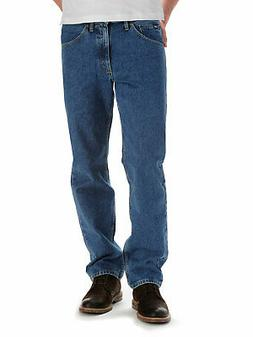 Lee Men's Regular Fit Straight Leg Jeans - Pepperstone