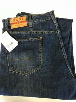 IZOD Men's Relaxed Fit Jeans $42 OFF Size 44 x 36 Big & Tall
