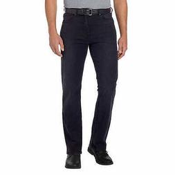 Urban Star Men's Relaxed Fit Jeans - BLACK  * FAST SHIPPING