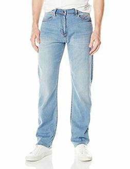Calvin Klein Men's Relaxed Straight Fit Denim Jean - Choose