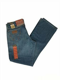 Wrangler Men's Retro Relaxed Fit Bootcut Jean, Rocky Top, WR