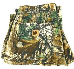Carhartt Men's Rugged Flex Rigby Camouflage RealTree Dungare