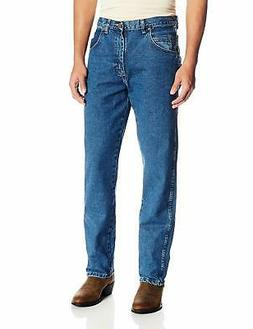 Wrangler Men's Rugged Wear Relaxed Fit Jean - Choose SZ/Colo