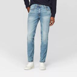 Men's Skinny Fit Jeans - Goodfellow & Co Medium Vintage Wash