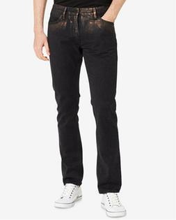 Calvin Klein Men's Slim Fit Stretch Copper Jeans NEW $118