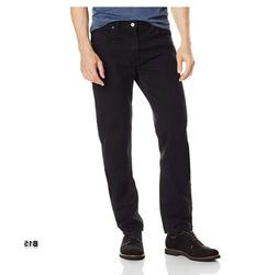 Dickies Men's Slim Straight 5-Pocket Jean, Heritage Black De