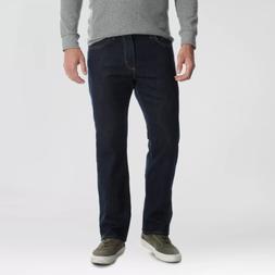 Wrangler Men's Slim Straight Jeans with Flex For Comfort - D