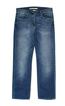 DKNY Jeans Men's Soho Relaxed Fit Jeans Medium Blue Wash