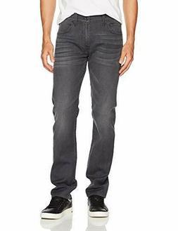 7 FOR ALL MANKIND - Men's Standard Straight Leg Jean, Portla