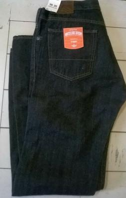 Men's DOCKERS Straight Fit Indigo Blue Denim Jeans 30 x 32