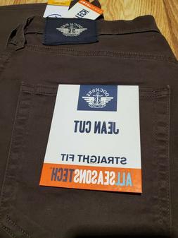 Dockers Men's Straight Fit Jean Cut All Seasons Tech Stretch