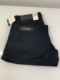 Calvin Klein Men's Straight Fit Jeans 32 X 30 Black
