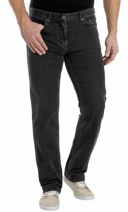 Calvin Klein Men's Straight Leg Jean, 813 Axe Grey Different